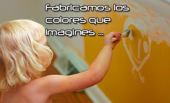 Pinturas Pinturom Fabricamos los colores de tus sueños