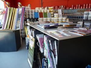 Tienda de Pinturas y Barnices