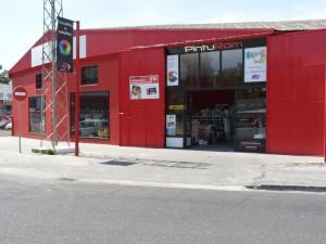 Localización Exterior Central Pinturas Pinturom