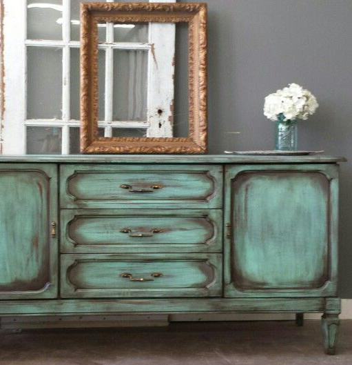 Pintura a la tiza chalky paint pinturas pinturom - Pintura ala tiza para muebles ...
