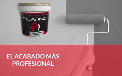 Pintura de Alta Calidad Super Mate Plus